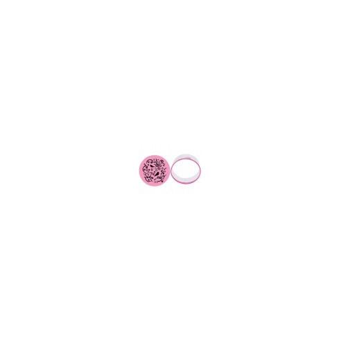 Set Cortador + Estampador Circulo flores