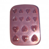 Molde de silicona para isomalt o fondant para hacer joyas