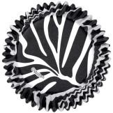 Cápsulas ColorCups Cebra 36ud Wilton