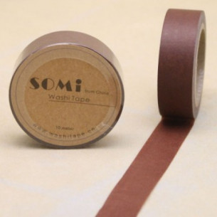 Washi Tape Marron