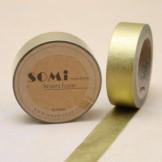 Washi Tape Dorado
