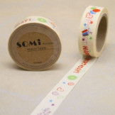 Washi Tape Happy Birthday