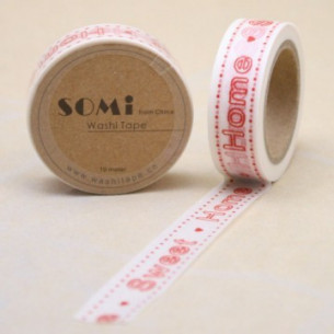 "Washi Tape ""Home Sweet"""