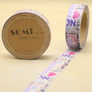 Washi Tape Fashion