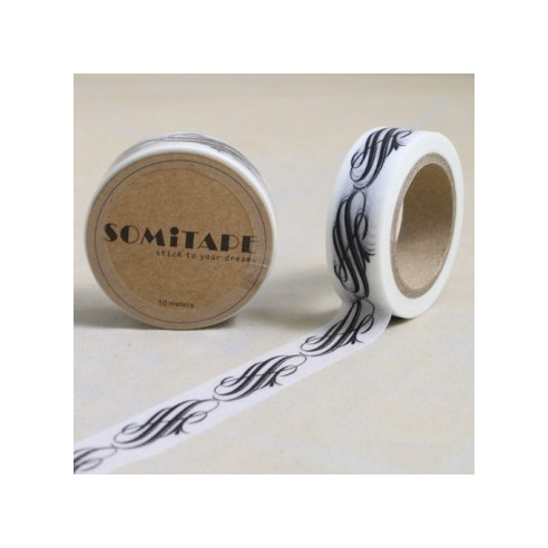 Washi Tape Filigrana