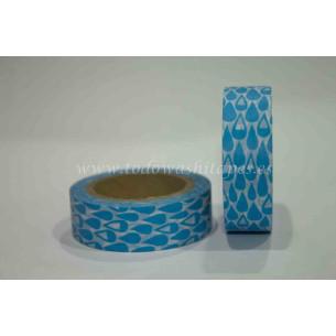 Washi Tape Gotas