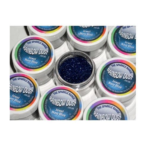 Purpurina decorativa Azul Oceano