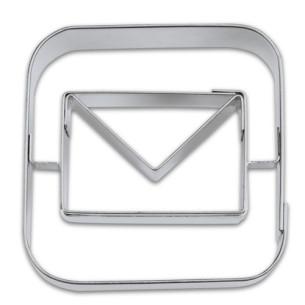 Cortador E-mail 5cm Städter