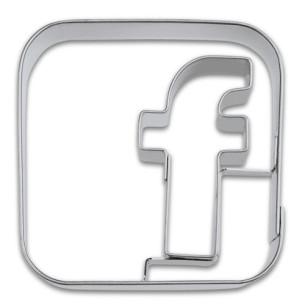 Cortador Facebook Städter 5cm