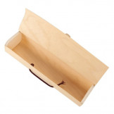 Caja de Bambú para galletas o dulces