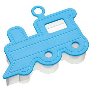 Cortador de galletas Tren 11cm KitchenCraft