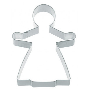 Cortador Niña Kitchen Craft 9cm