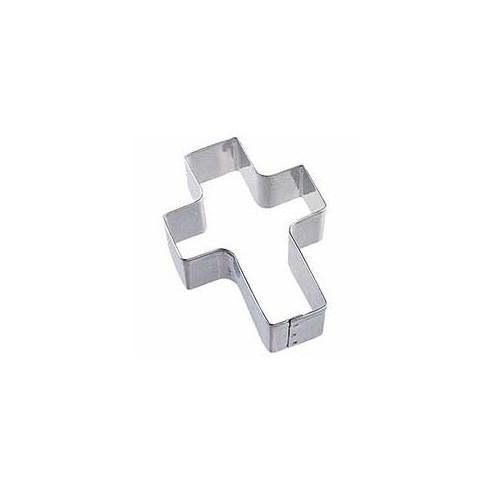 Cortador Cruz Metal 9,5cm