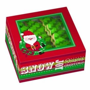 Caja Navidad Wilton