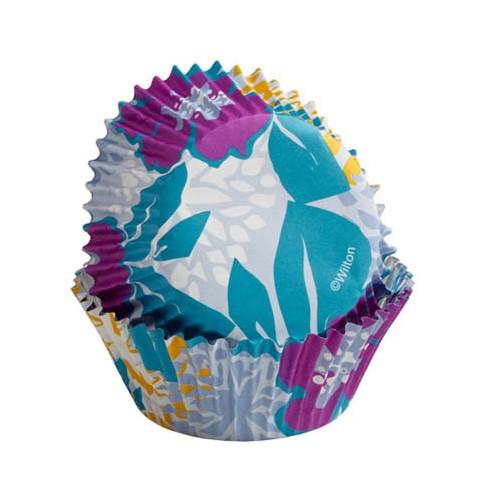 Cápsulas para cupcakes Colorcups Flor...