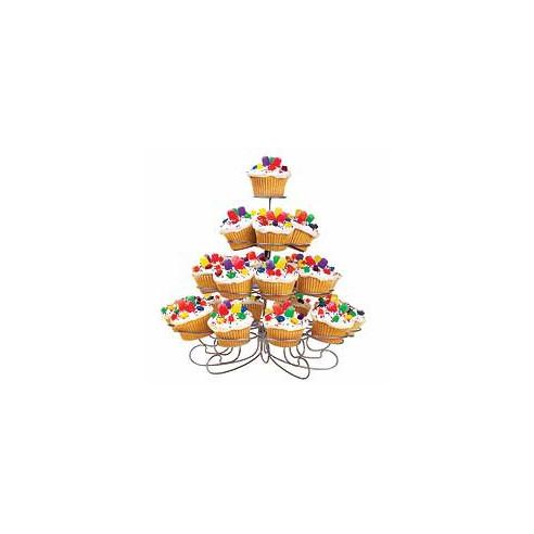 Stand 23 cupcakes Wilton