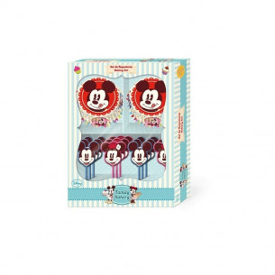 Set cupcakes Mickey Mouse