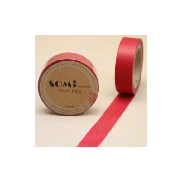 Washi Tape Rojo
