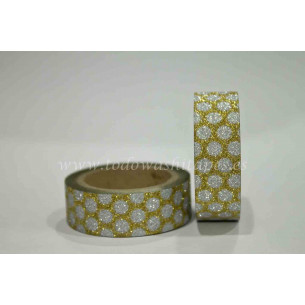 Washi Tape Purpurina...