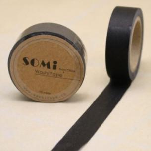 Washi Tape Negro