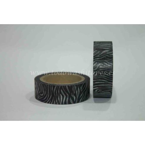 Washi Tape Cebra