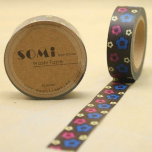 Washi Tape Marrón...
