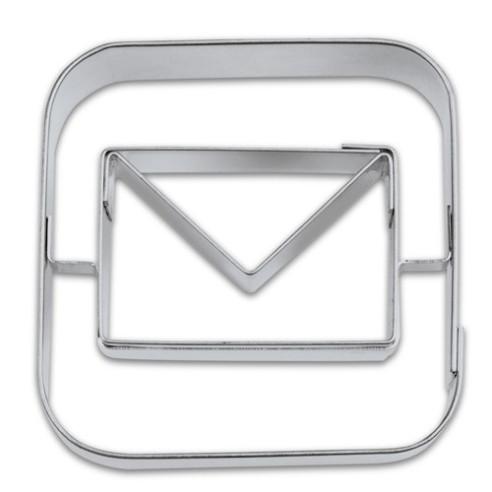 Cortador de galleta E-mail 5cm Städter