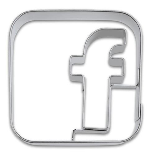 Cortador de galletas Facebook Städter...