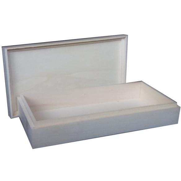 Caja de madera para turron