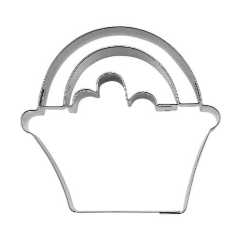 Cortador de galletas cesta pascua