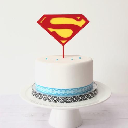 Topper Superman
