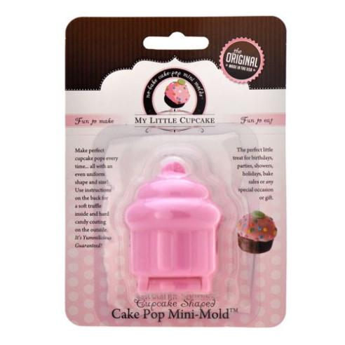 Molde para cakepops - Cupcake