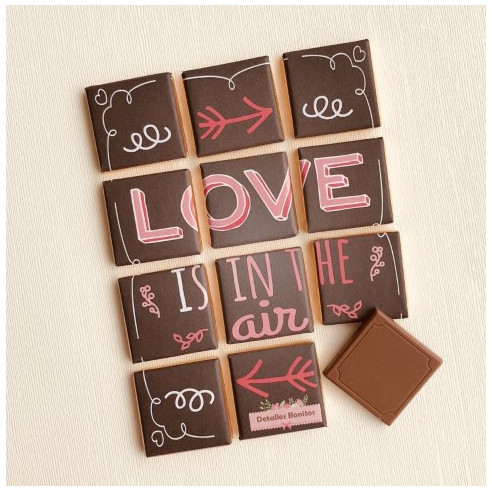 Marco 12 Chocolates - Love is in the air