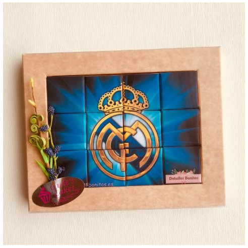 Marco 12 Chocolates - Real Madrid