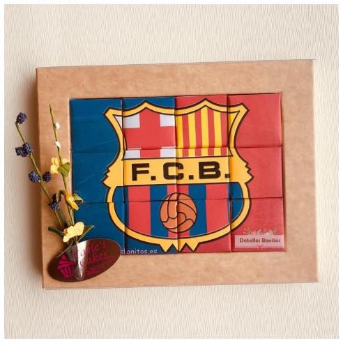 Marco 12 Chocolates - F.C. Barcelona