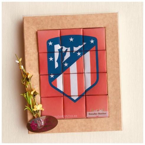 Marco 12 Chocolates - Atlético de Madrid
