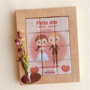Marco 12 Chocolates - Feliz...