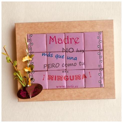 Marco 12 Chocolates - Madre no hay...