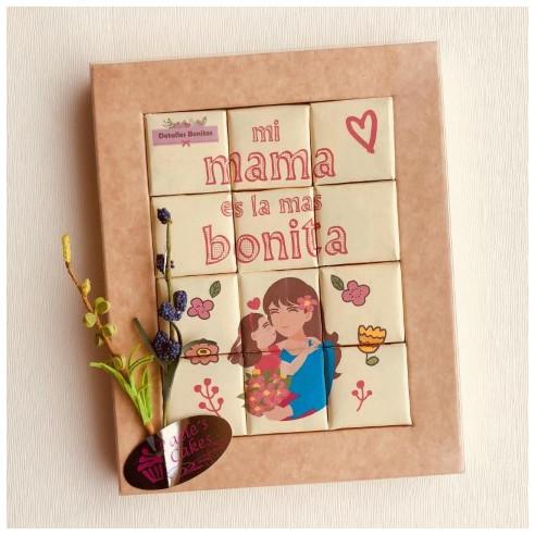 Marco 12 Chocolates - Mi mama es la...