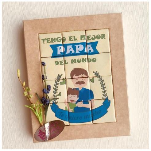 Marco 12 Chocolates - Tengo el mejor...
