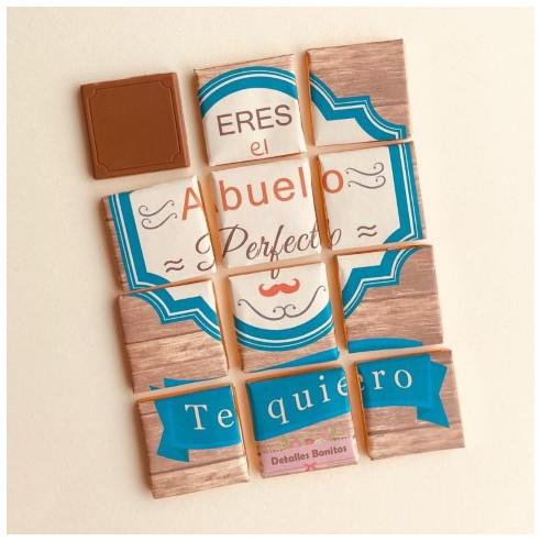 Marco 12 Chocolates - Eres el abuelo...