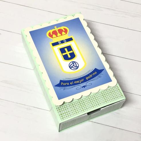 Caja Pop Up - Para el mejor padrino -...