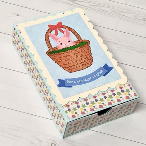 Caja Pop Up - Para el mejor ahijado-...