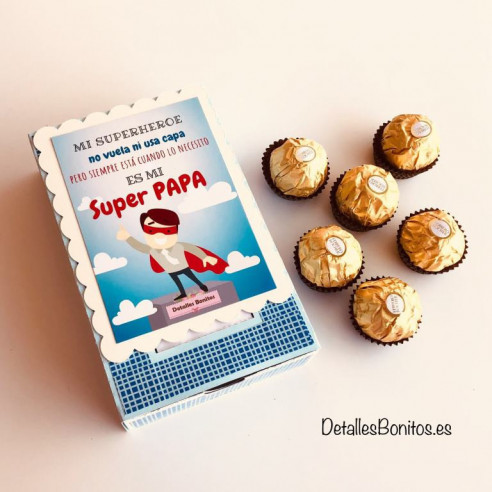Caja Pop Up - SuperPapa
