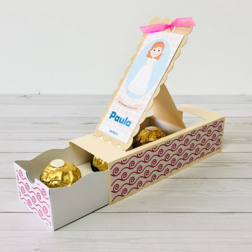 Caja Pop Up Ferrero Rocher para...