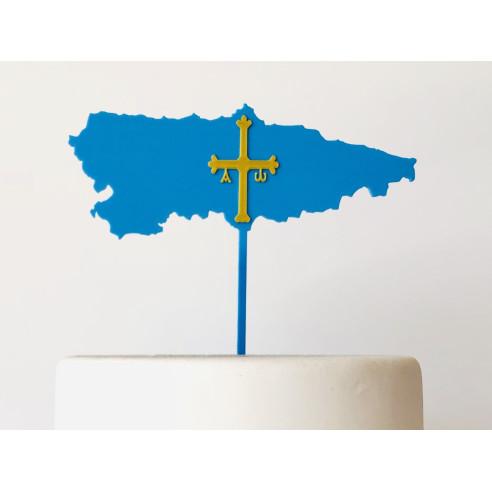 Topper Asturias