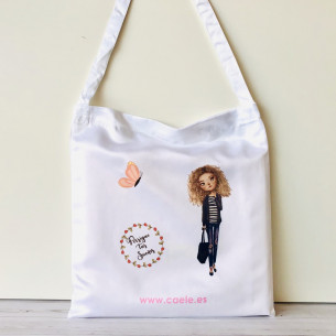 "Bolsa Tote Bag ""Persigue..."