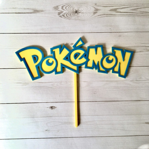 Topper Pokemon