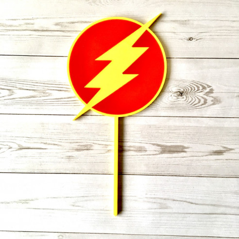 Topper The Flash