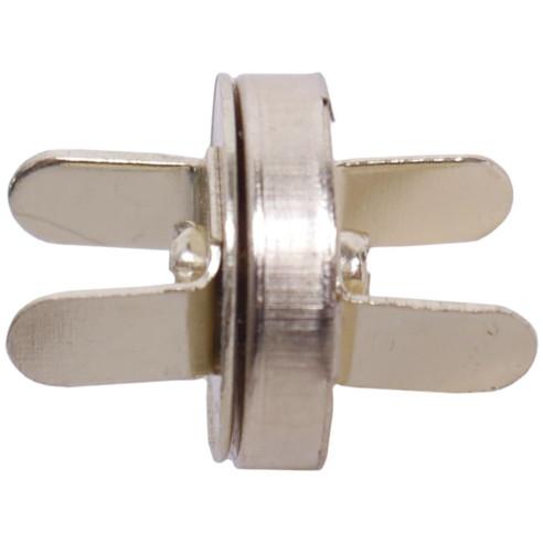 BOTON cierre magnético DORADO 10mm.